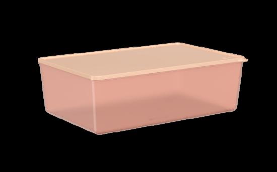 Afbeeldingen van COZA BEWAARDOOS 4.5L BASIC BLUSH PINK